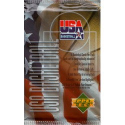 UPPER DECK 1994-1995 USA BASKETBALL KAARDIPAKK